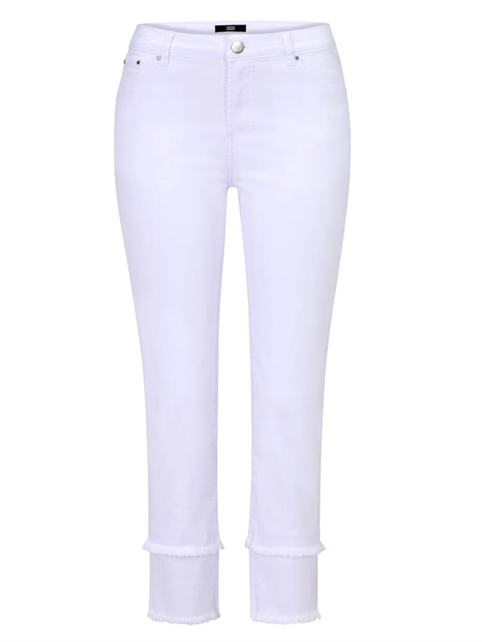 STEFFEN SCHRAUT Jeans, Weiß