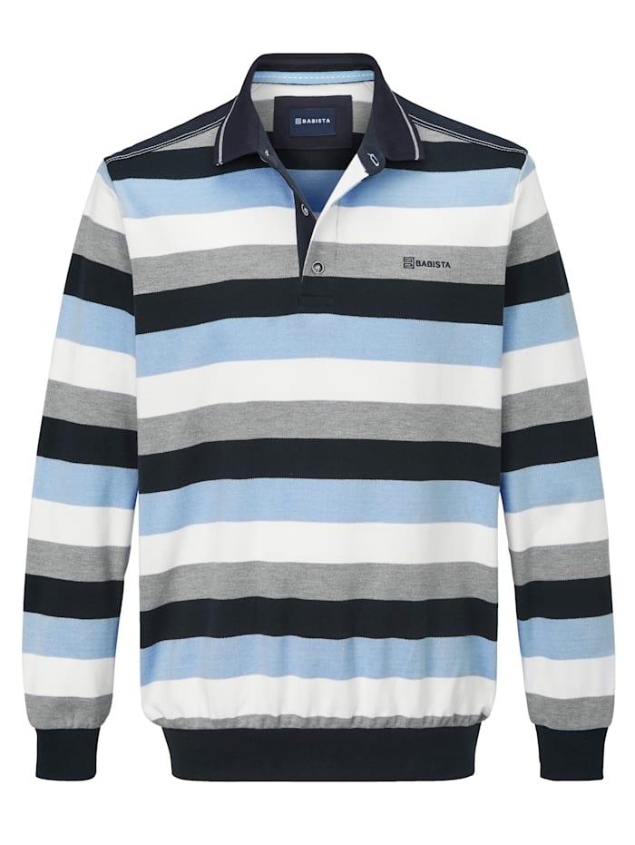 Sweatshirt in pflegeleichter Qualität