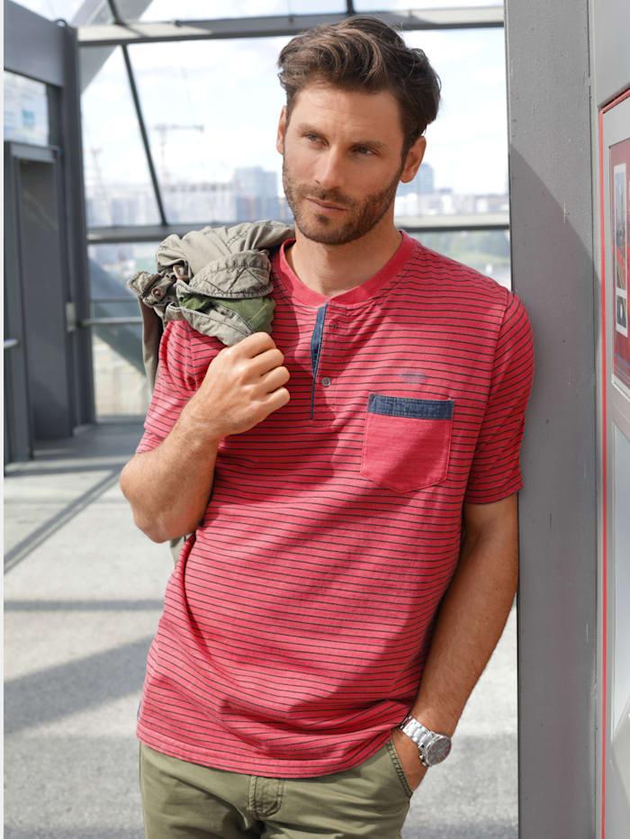 BABISTA Shirt bedruckt und gewaschen, Rot