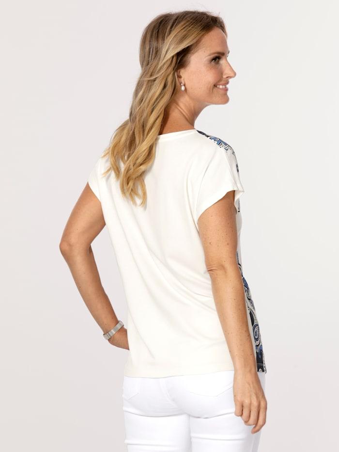 Shirt mit Paisleydruck