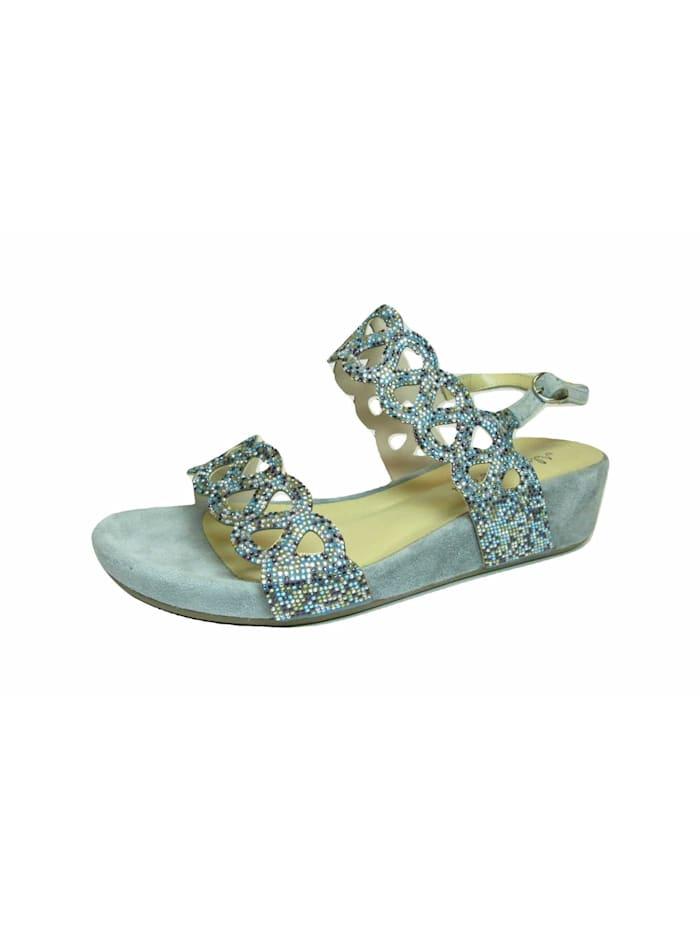 Alma en Pena Sandalen/Sandaletten, blau