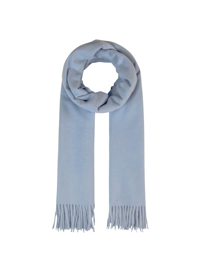 Codello Softer Oversized-Schal mit Viskose, light blue