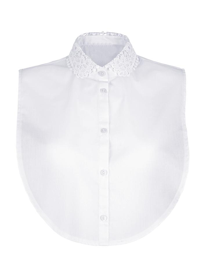 Paola Irtokaulus neuleen/paidan alle, valkoinen