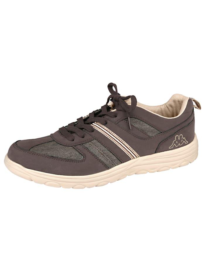 Kappa Sneaker, Bruin/Beige