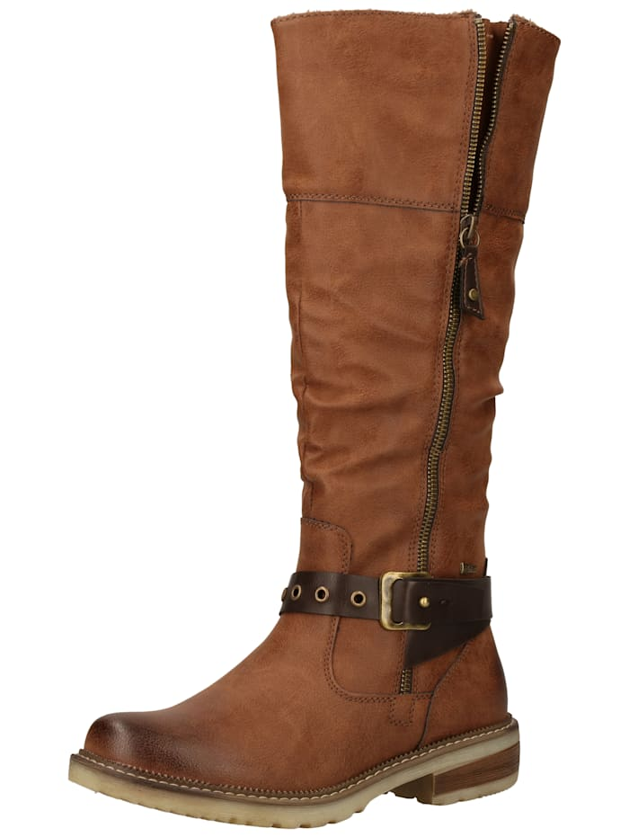 Relife Relife Stiefel, Camel