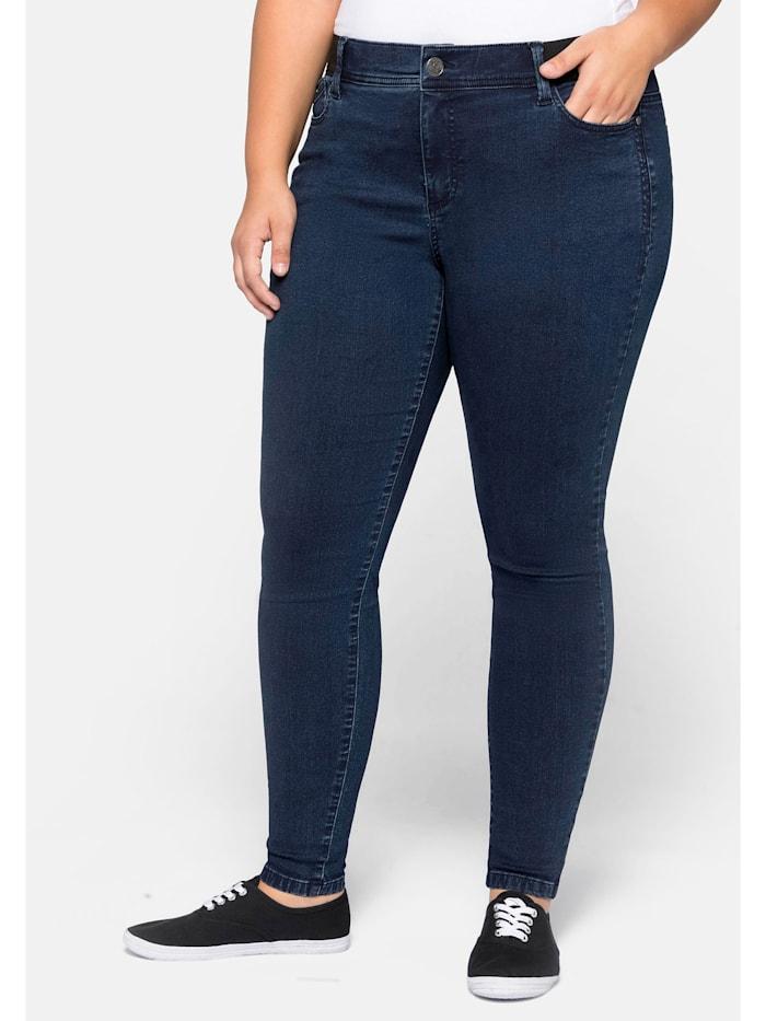 Jeans in hoch elastischer Qualität
