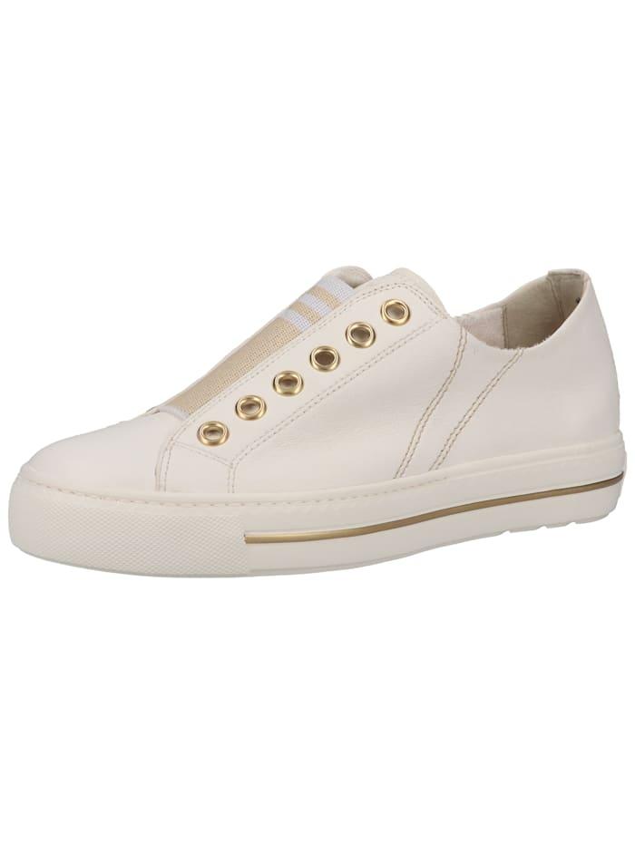 Paul Green Paul Green Sneaker, Weiß/Gold