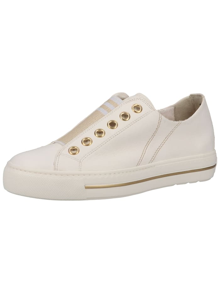 Paul Green Paul Green Sneaker Paul Green Sneaker, Weiß/Gold