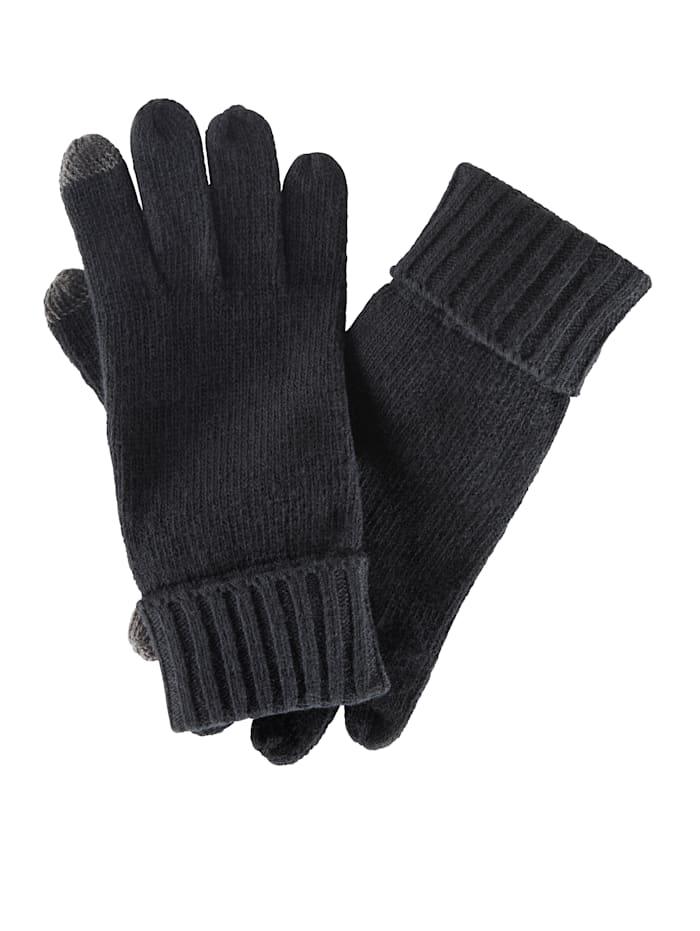 BABISTA Handschoenen met touchscreen-functie, zwart