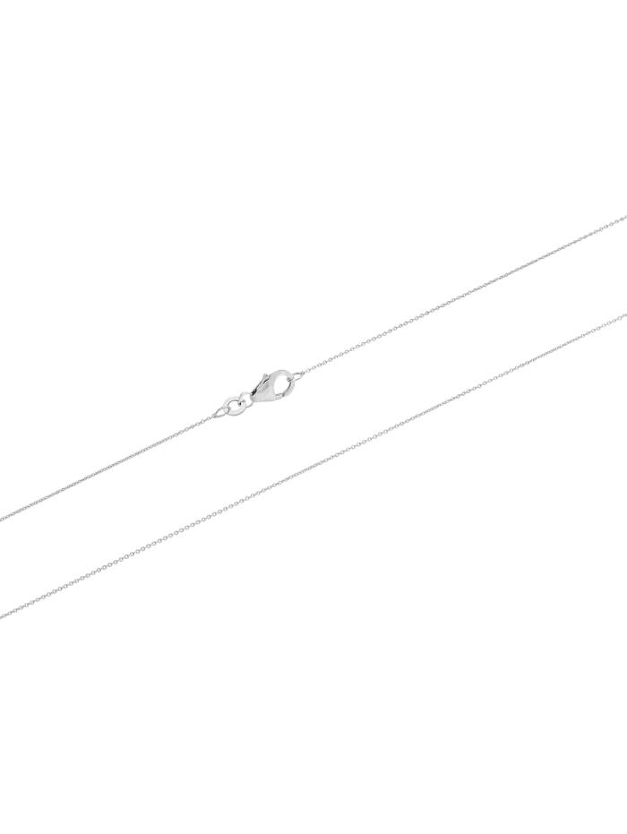 CHRIST Damen-Kette 333er Weißgold, 333er Rotgold 1 Diamant