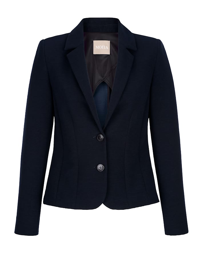 Blazer made from comfortable jersey