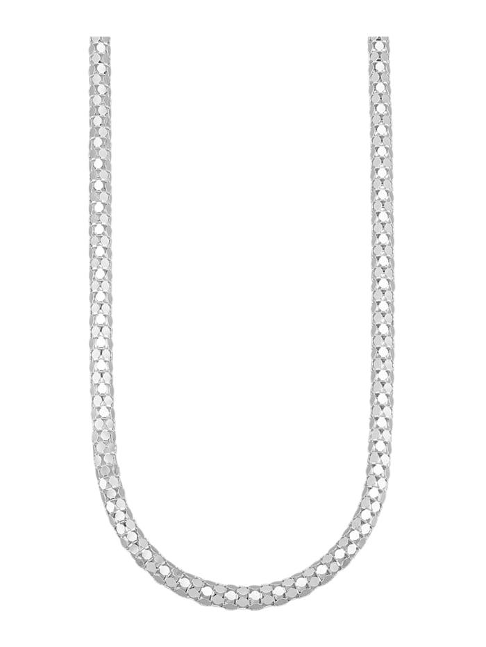 Diemer Trend Halskette in Silber 925, Silberfarben