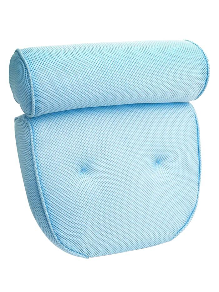 UBTC Coussin pour baignoire, Bleu
