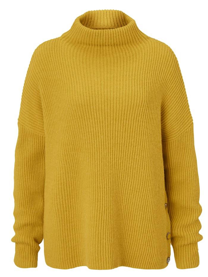LIU JO Pullover, Gelb