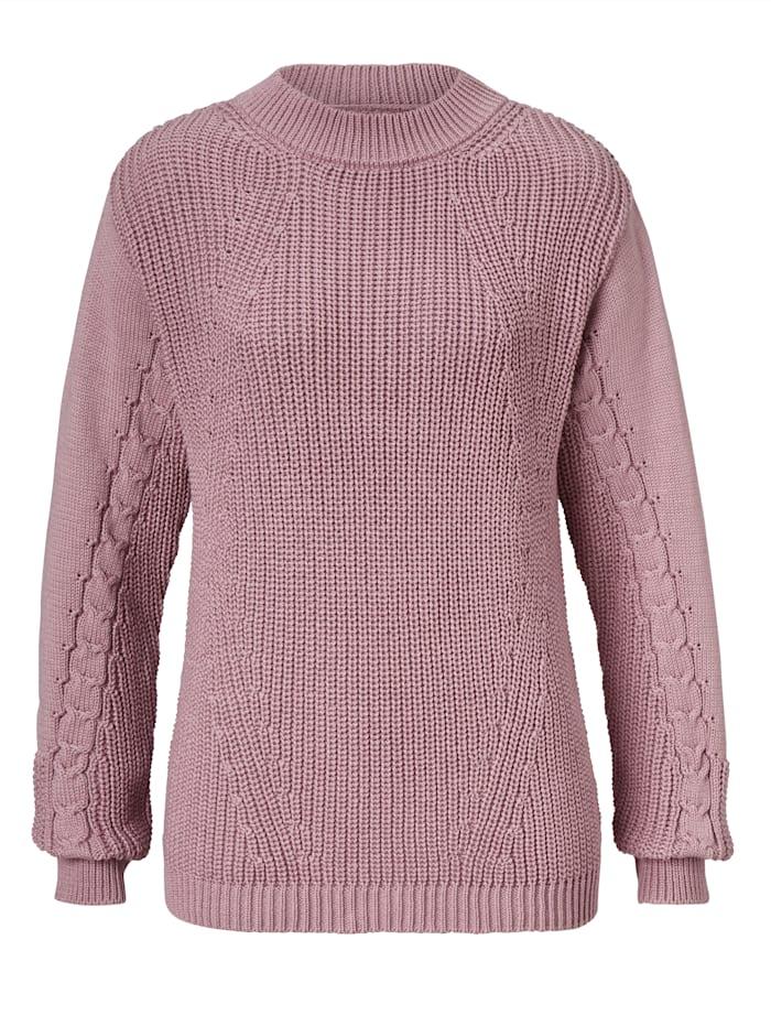 SIENNA Pullover, Lavendel