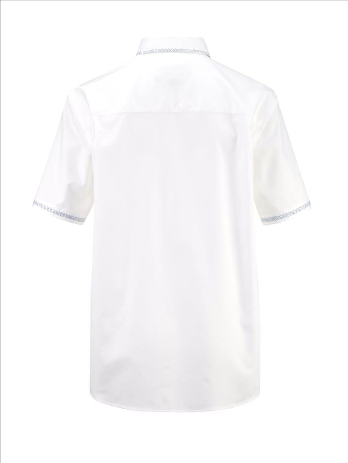 Hemd mit feiner Struktur
