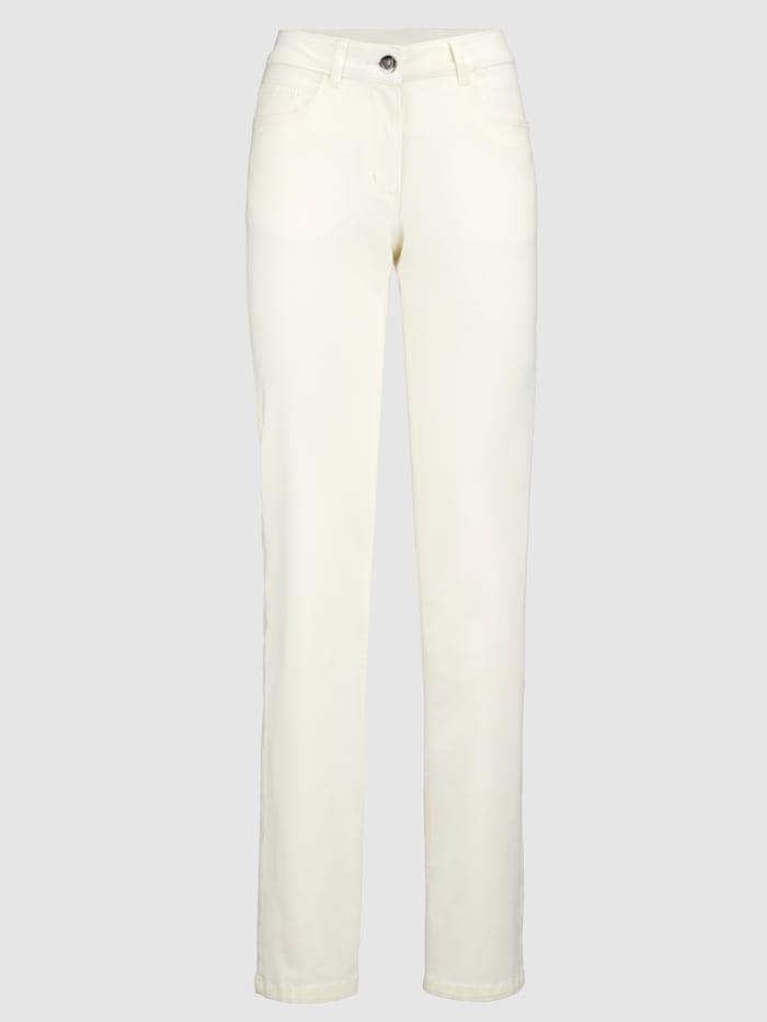 Jeans Laura Straight in 5-pocketmodel