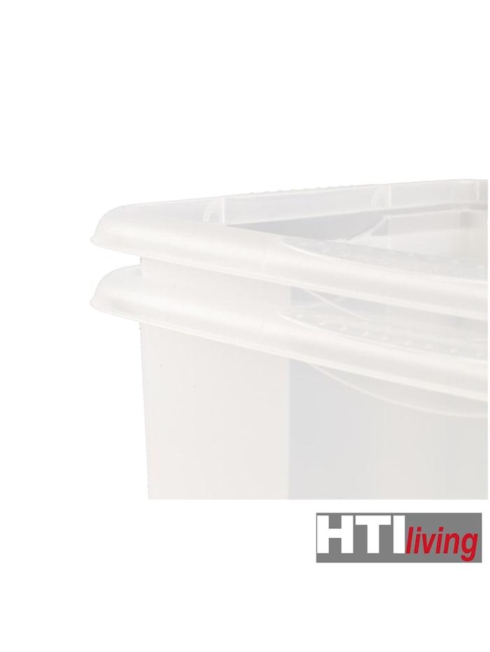 Dreh-Stapel-Box, 24 L Box, Dreh-Stapel-Box, 24 Liter, 22 x 42 x 34,5 cm
