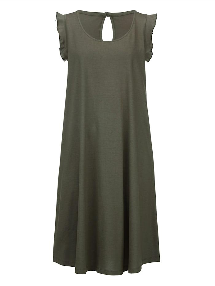Night Dress A-shaped