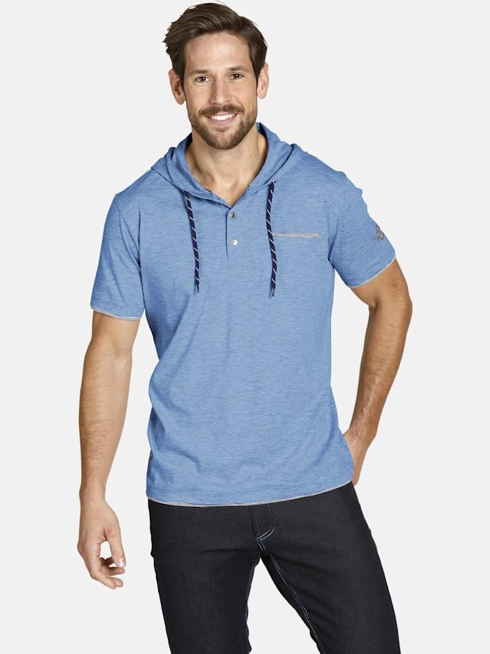 Jan Vanderstorm Jan Vanderstorm T-Shirt OFFE, blau