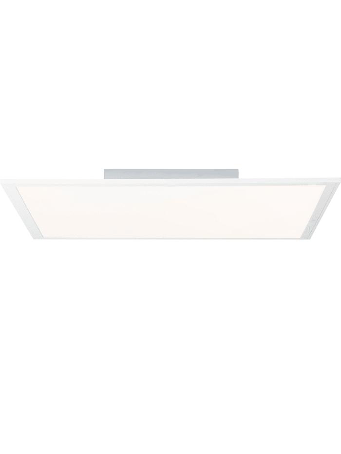 Brilliant Abie LED Deckenaufbau-Paneel 60x60cm RGB weiß, weiß