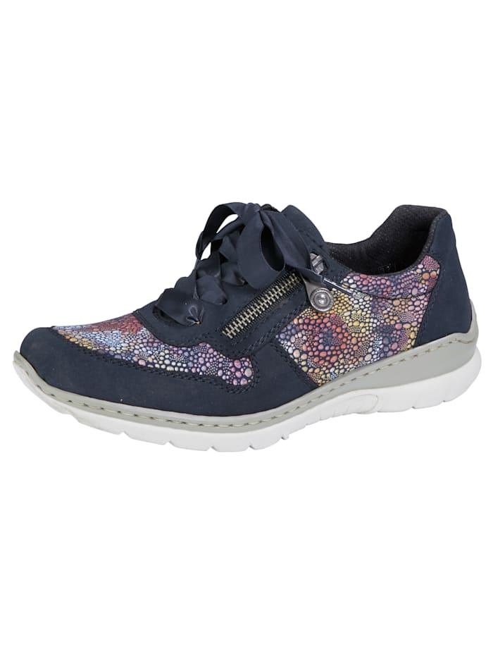 Satiininauhaiset Rieker-kengät