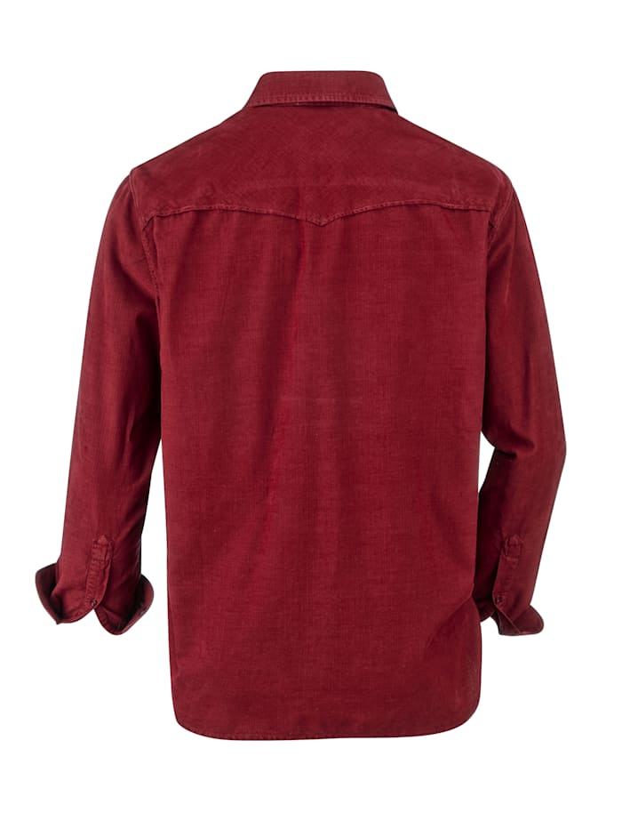 Overhemd met superzachte touch