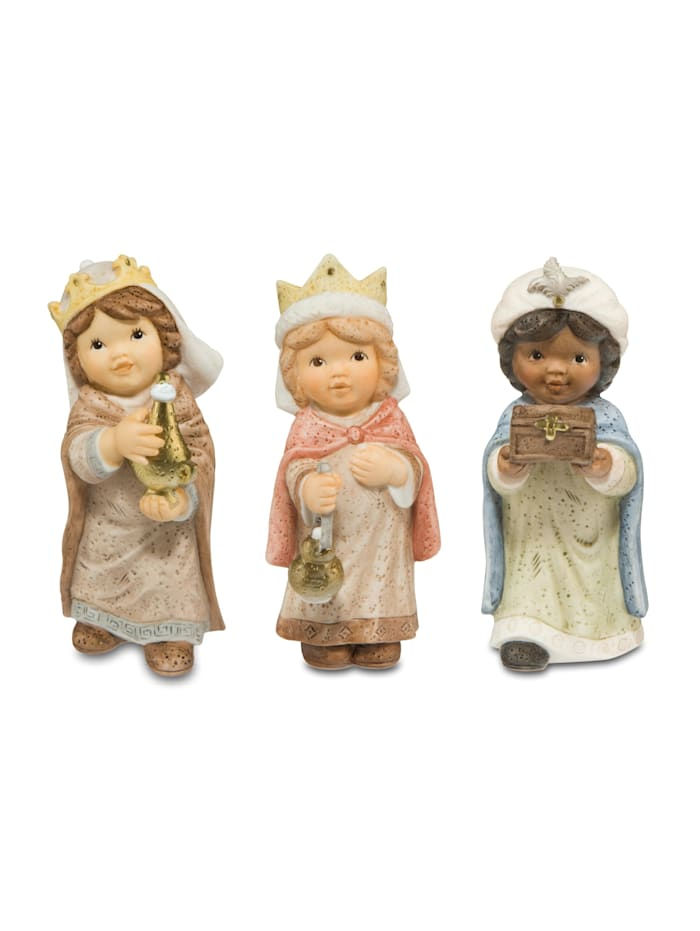 Goebel Goebel Figur Set: Heilige Drei Könige, Bunt