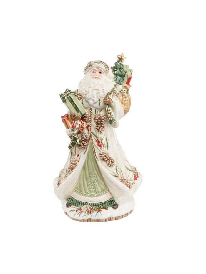 Fitz&Floyd Fitz&Floyd Spieluhr Santa, Bunt