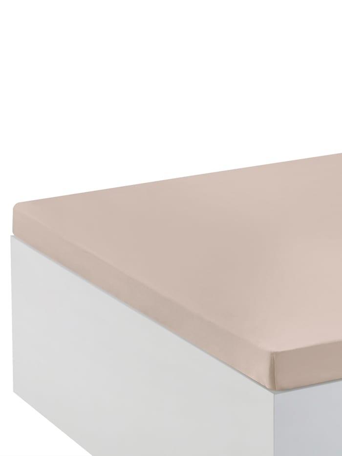 Biberna Napínací prostěradlo na matracovou podložku, Bahenní