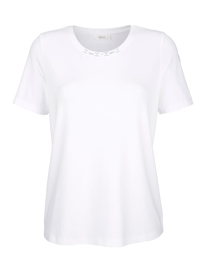 T-shirt en jersey agréable à porter