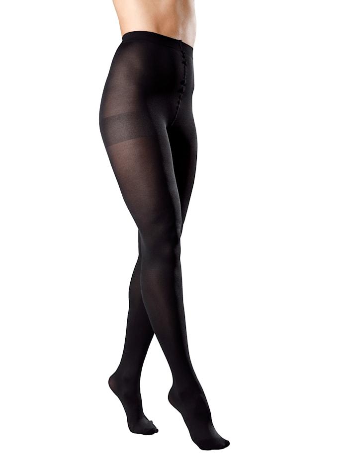 Disee Panty van comfortabel, zacht microfibre, zwart