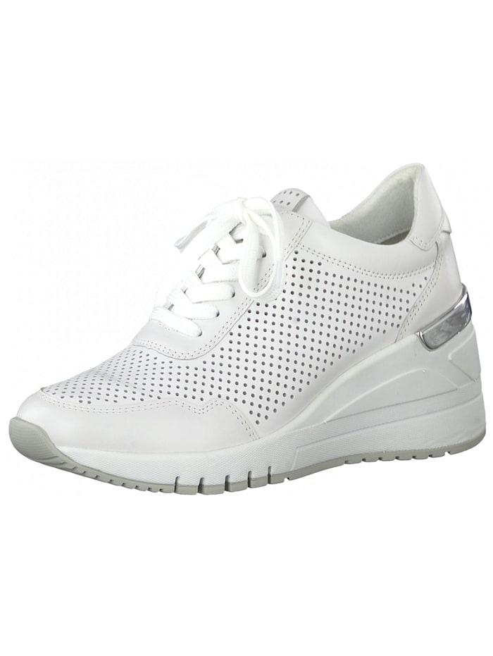Marco Tozzi Marco Tozzi Sneaker, Weiß