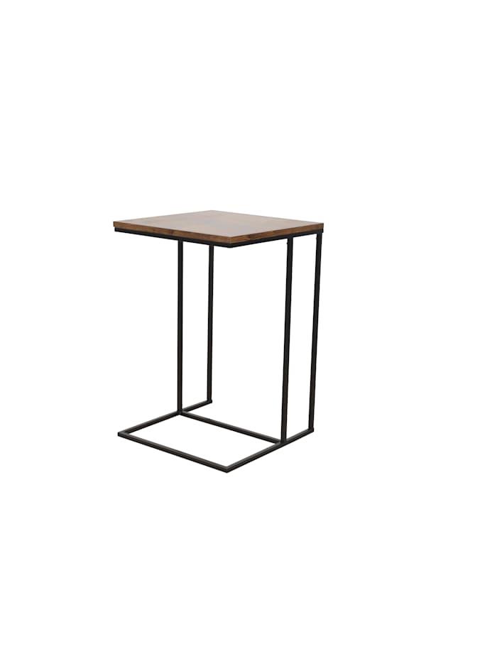 Möbel-Direkt-Online Beistelltisch Kerstin, braun