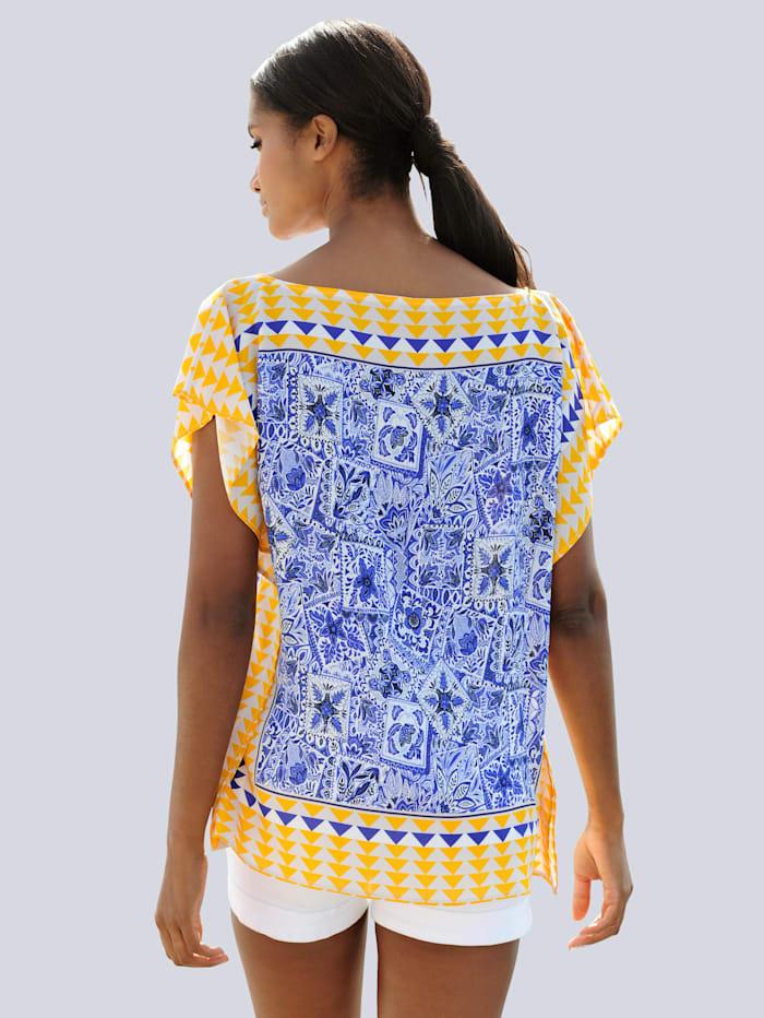 Blouse Imprimé façon foulard