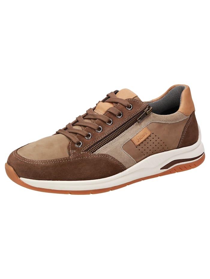 Sioux Sneaker Turibio-702-J, braun