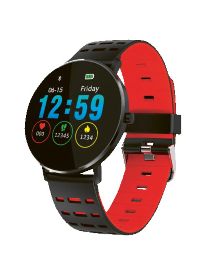 Atlanta Smartwatch 3097061, Schwarz