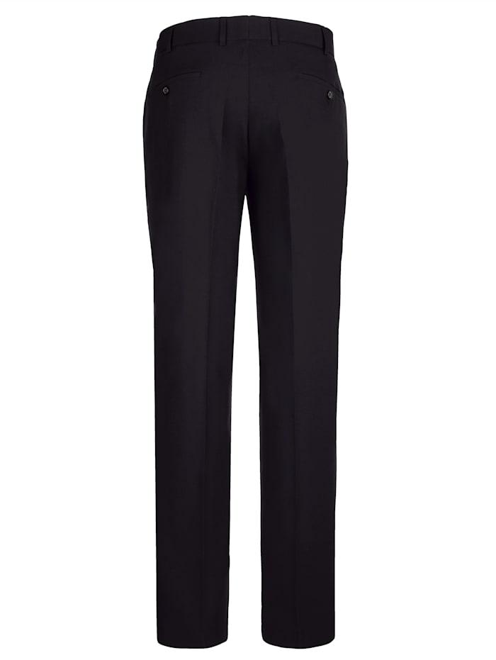 Pantalon sans pinces de la gamme à combiner