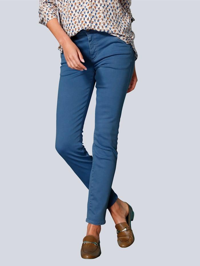 BRAX Jeans aus super Stretch Denim, Blue stone