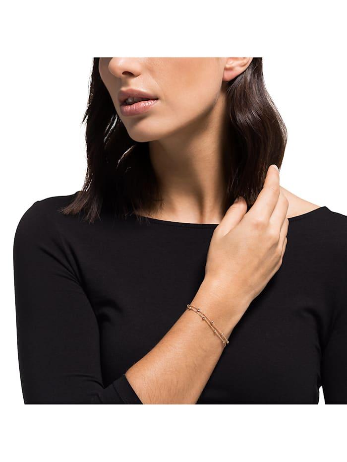 JETTE Damen-Armband Lucky Charm 925er Silber rhodiniert