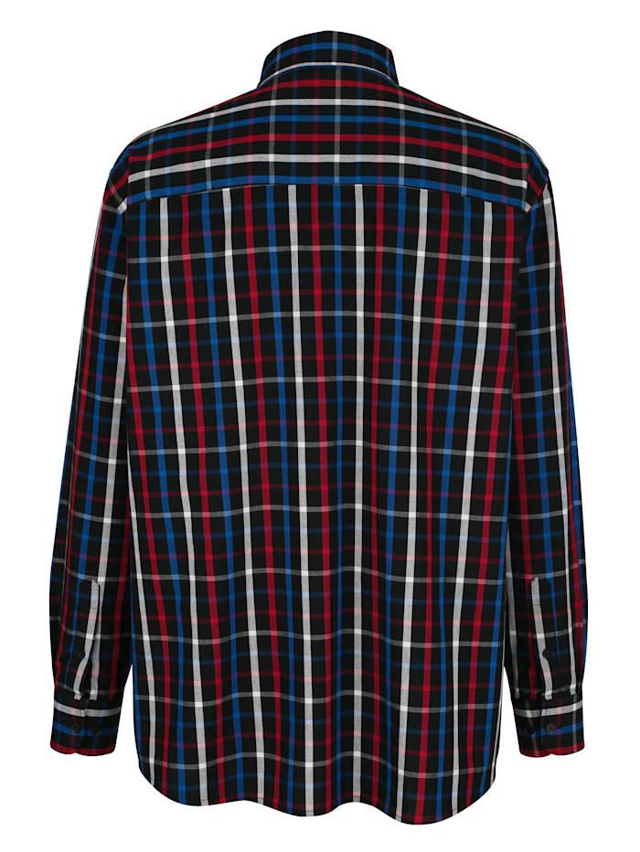 Overhemd met borduursel