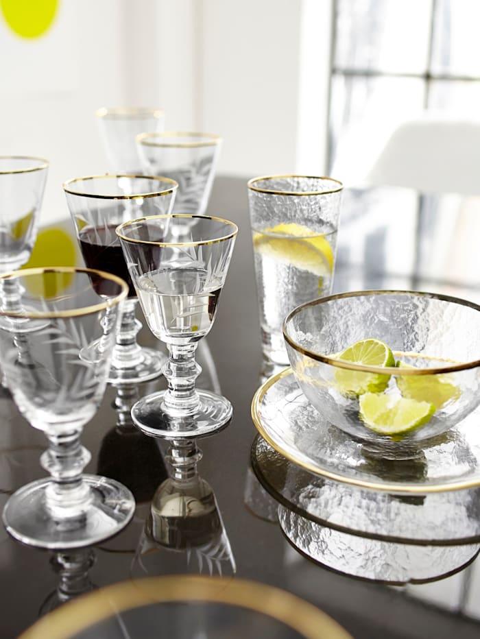 Rotweinglas-Set, 6-tlg.