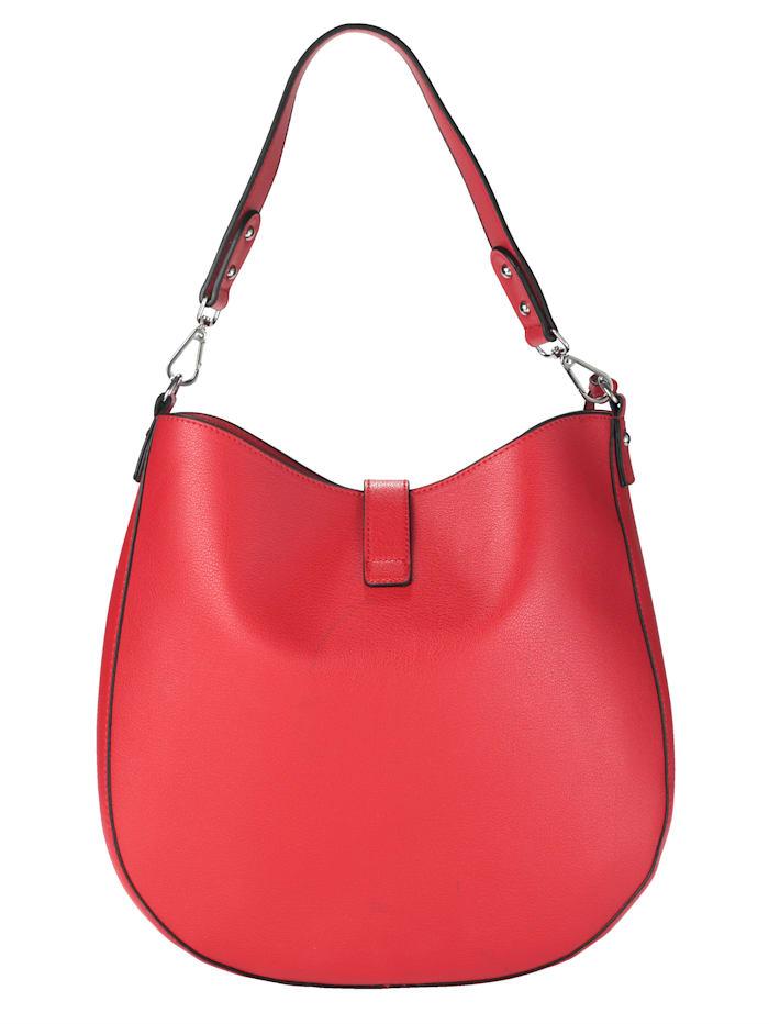 Handbag with extra shoulder bag 2-piece