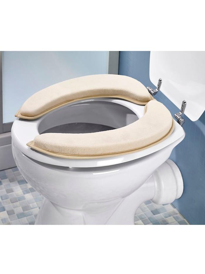 TRI WC-Sitz-Auflage Komfort, sand