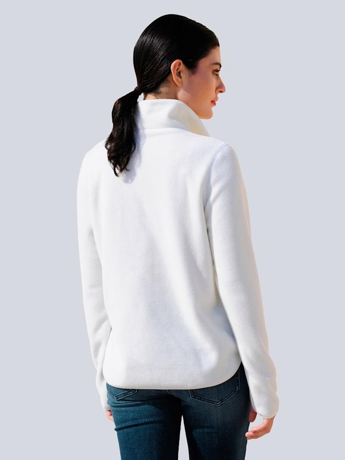 Sweatshirt in weicher Fleeceware
