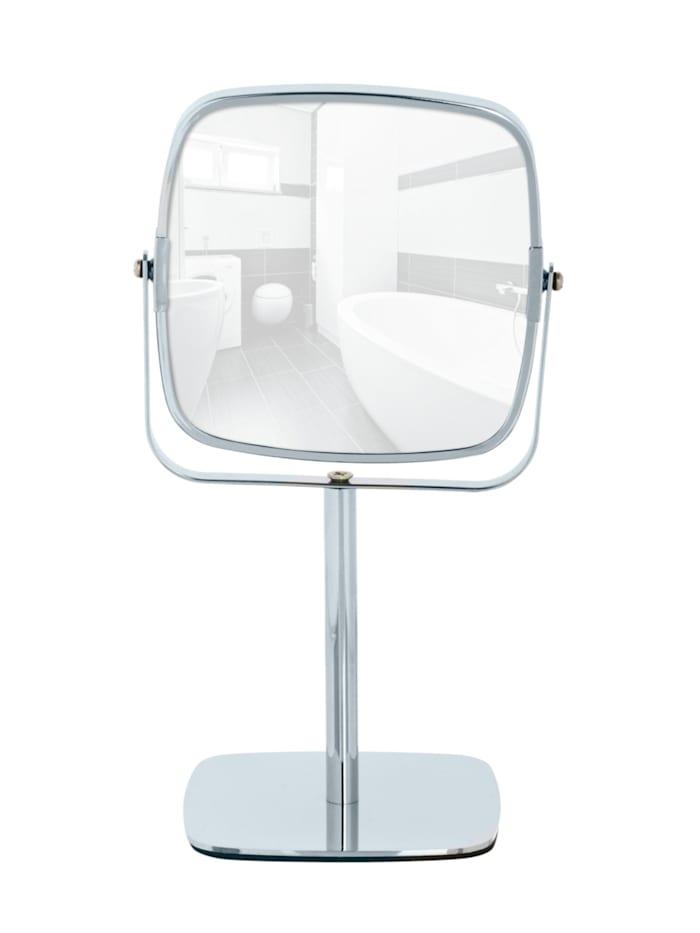 Kosmetikspiegel Kare, Standspiegel, 5-fach Vergrößerung