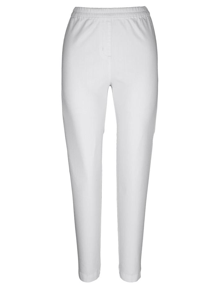 MIAMODA Jeans, Hvit