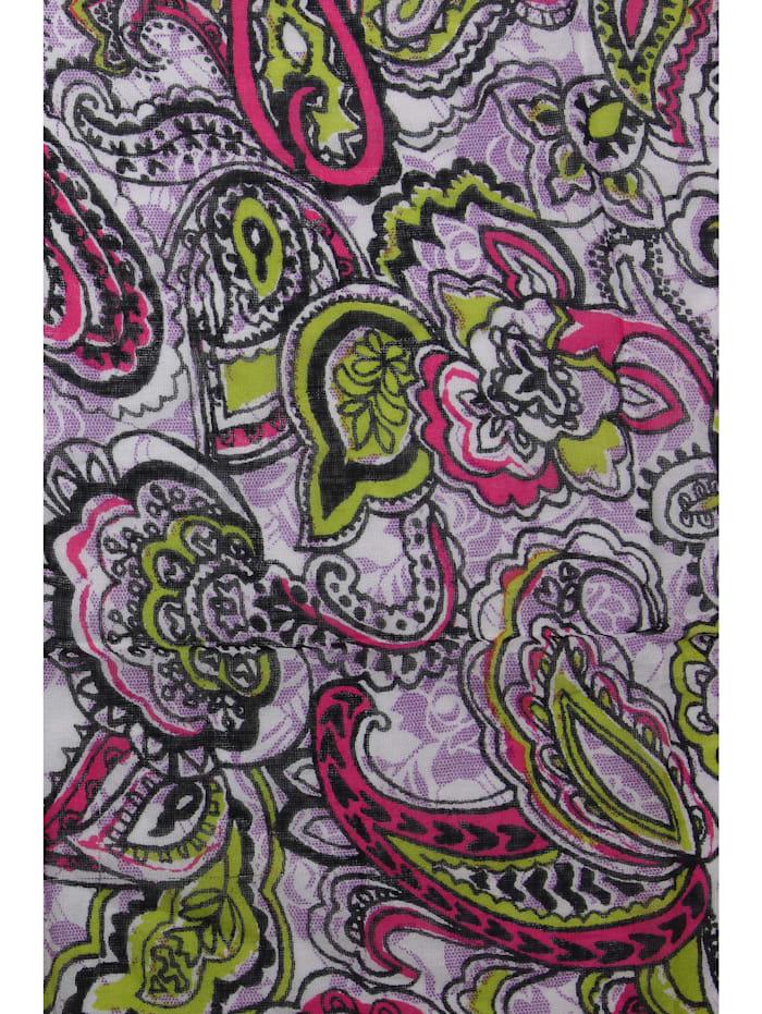 Anschmiegsamer Schal Elea mit vielseitigem Muster Anschmiegsam und weich
