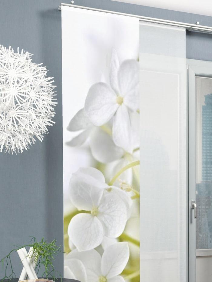 Home Wohnideen Panneau japonais, Lynton, Blanc