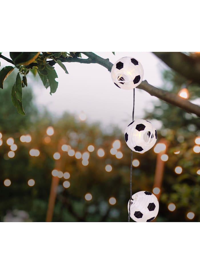 Solarlichterkette 'Fußball'